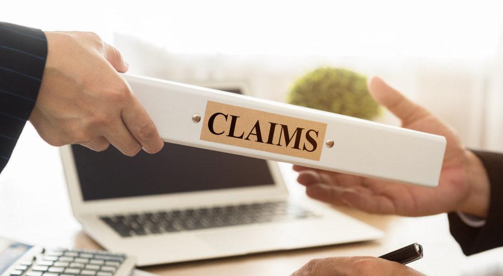 claims folder